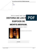 Historia de Los Ritos Egipcios de Menfis-misraim
