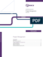 20102 - RICS Associate Assessment - Project Management-Mar 2015-WEB