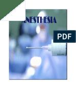 Anesthesia 1