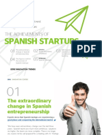 The achievements of Spanish startups