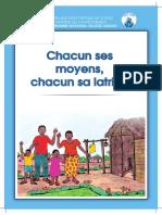 Manuel Choix Des Latrines