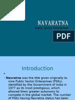 Navaratna, Maharatna by Prashant Chaturvedi