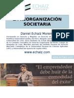 La Reorganización Societaria