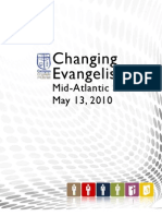 Changing Evangelism