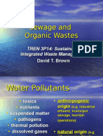 Sewage and Organic Wastes.ppt