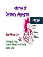3_Interpretation of Coronary Angiogram