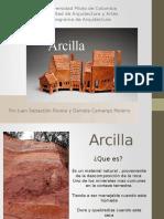 Arcilla, Ladrillos y Cerámica.pptx