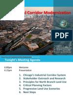 North Branch Industrial Corridor Modernization Plan