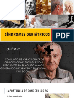 SÍNDROMES-GERIÁTRICOS
