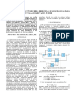 Estudo Comparativo de PLLs