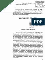 Ley Del Campo Clinico