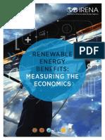 IRENA Measuring the Economics 2016