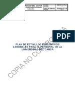 MA-GT-5.1-PL-1 Plan de Estímulos e Incentivos Laborales_0