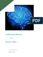 Artificial Intelligence online