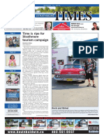 August 12, 2016 Strathmore Times