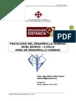 E-book Psicologia Del Ddhh II