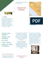 Platos Típicos Del Arequipa