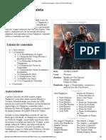 Guerra Da Conquista - Game of Thrones BR Wiki