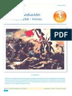 Sem 3 - La Revolucion Francesa - Los Inicios