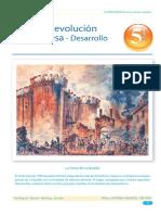 Sem 5 - La Revolucion Francesa - Desarrollo