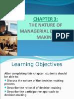 C3-DECISION MAKING