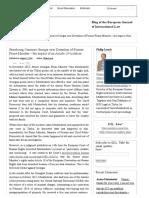 Strasbourg Censures Georgia Over Detention of Former Prime Minister –(Political_proseuctions)