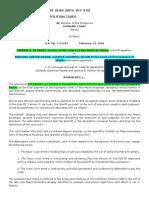 Succession Substitution to Disinheritance