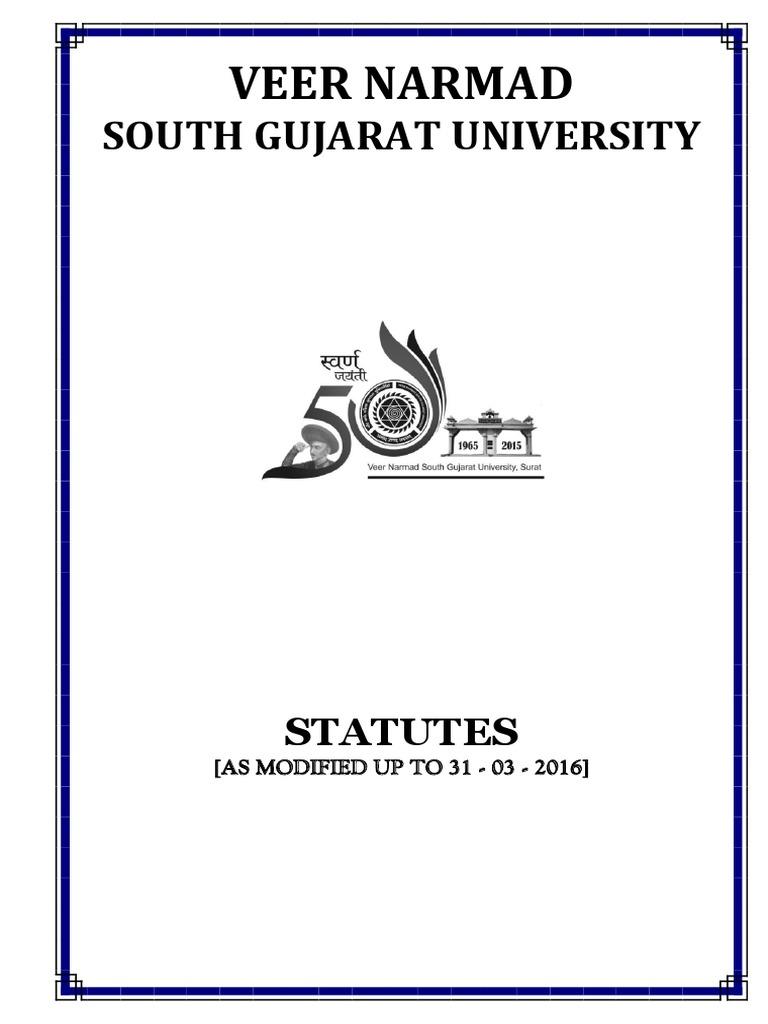 2 VNSGU Statute 31032016.pdf | United States Senate | Quorum