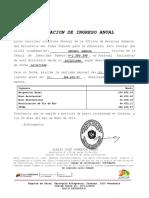 Certificado Digital Anual