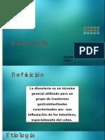 disenteria