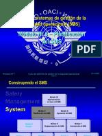 OACI SMS GEN Módulo 08 - Planificación Del SMS - 2006-7 (PS)
