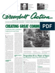 Fall 2007 Greenbelt Action Newsletter