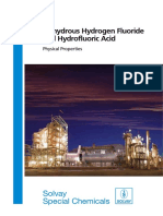 HF Physical Properties