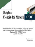 Apostila - Ciência Dos Materiais