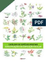 Catalogo Especies Vegetais Out 15