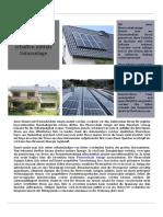 Photovoltaik Anlage 58