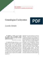 GENEALOGIAS_EXCLUYENTES