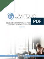 Brochure Uvirtual