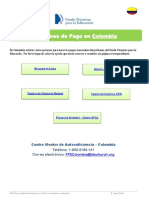 PaymentInstructions Colombia