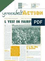 Fall 2003 Greenbelt Action Newsletter