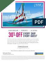 August Offer Consumer Flyer