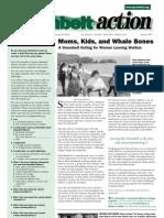 Summer 2001 Greenbelt Action Newsletter