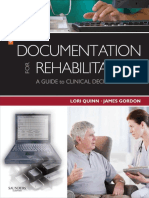 Documentation for Rehabilitation - Quinn, Lori [SRG]