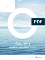 Ocularis Recorder Configuration Manual(3)