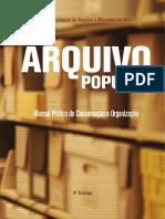 Cartilha Arquivo e Memoria WEB