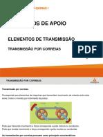 AULA 9 - TRANSMISSÃO POR CORREIAS (Subst).pdf