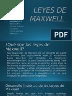 LEYES DE MAXWELL.pptx