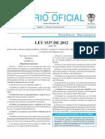 ley-1537-de-2012
