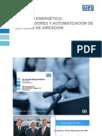 Arrancadores y Automatización de Sistemas de Aeración Beraqua