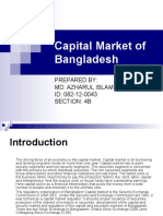 Capital Market of Bangladesh